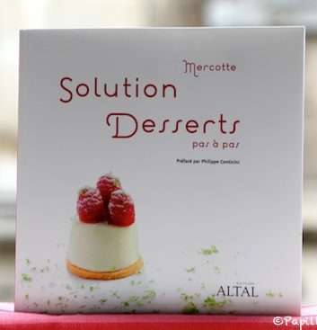 Mercotte Solution Desserts pas à pas