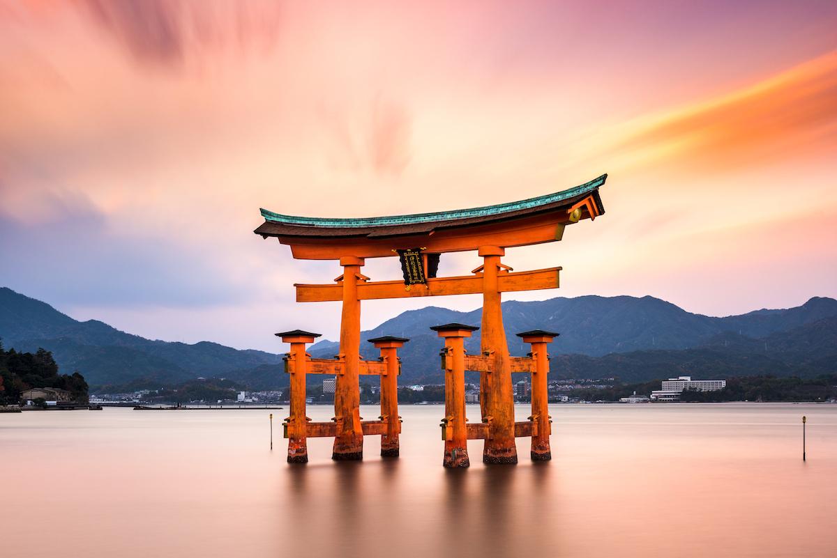 Miyajima, Hiroshima, ©Sean Pavone. shutterstock