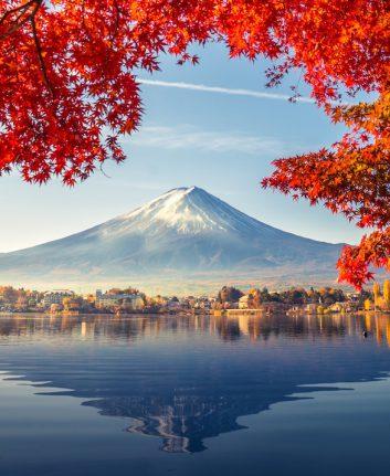 Mont Fuji - Japon ©Travel mania. shutterstock