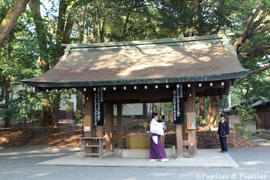 Parc Meiji, Tokyo