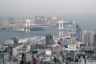 Rainbow Bridge, Tokyo - Vue de la Tokyo Tour