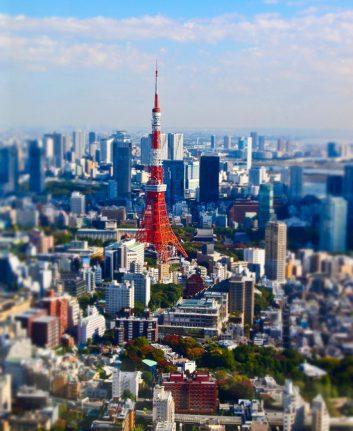 Tokyo Tower (C) Acetonic CC BY-NC-SA 2.0