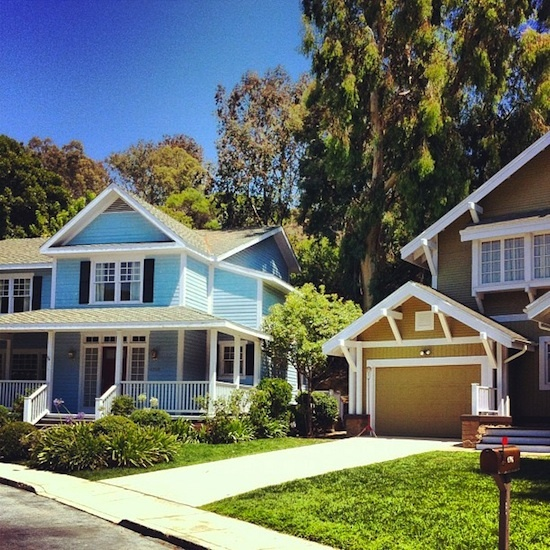 Wisteria Lane - Universal Studio, Los Angeles