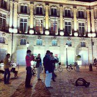 Cors de Chasse, place de la Bourse, Bordeaux