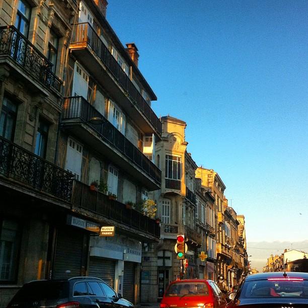 #bordeaux - Grand beau temps ce matin #tweetMeteo