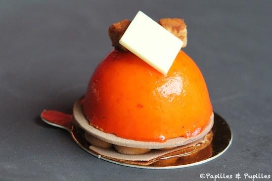 Antoine - Veracruz - Potimarron et beurre de cacahuètes