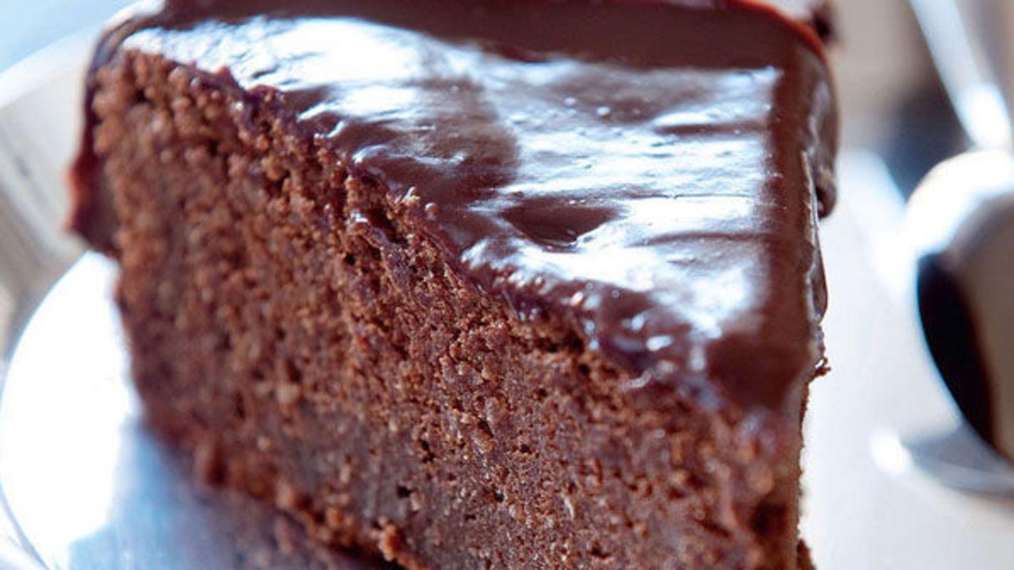 Gateau Au Chocolat Sans Lait Sans Gluten