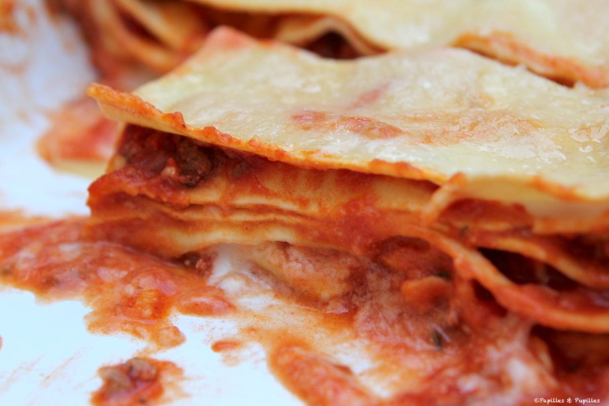 Lasagne Idee Recette.Recette De Lasagnes Lasagnes A La Bolognaise