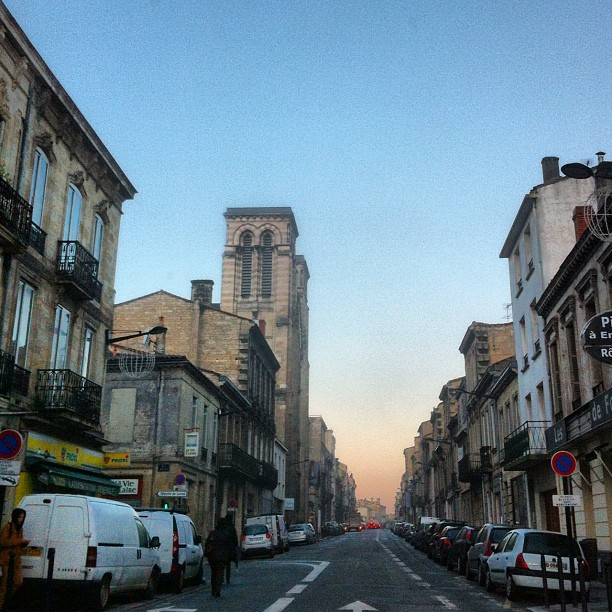 Sunrise - Bordeaux, France