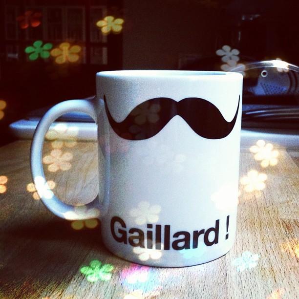 Moustache ...