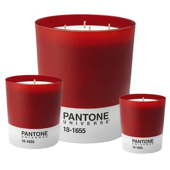 Bougies Pantone - Amara