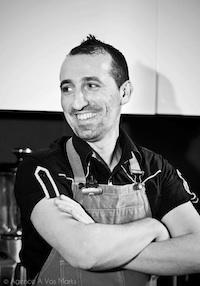 Chef Jesus Hurtado ©Avosmarks