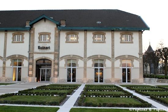 Chez Ruinart - Reims