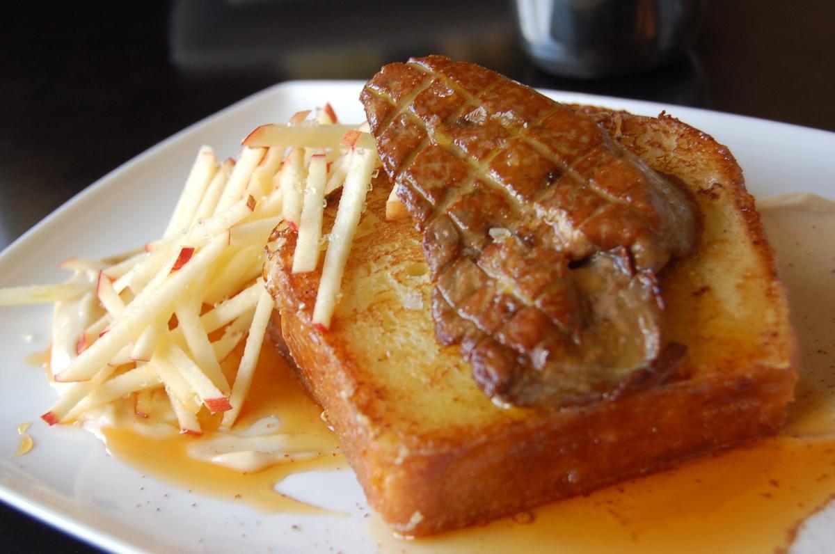 Foie gras poêlé (c) snowpea&bokchoi CC BY 2.0