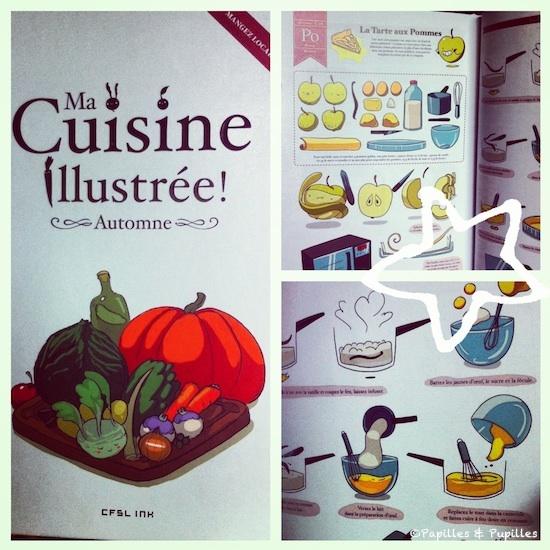 Ma cuisine illustrée