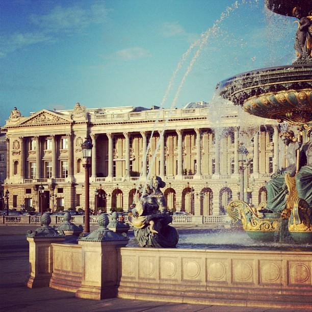 Hôtel de Crillon - Paris