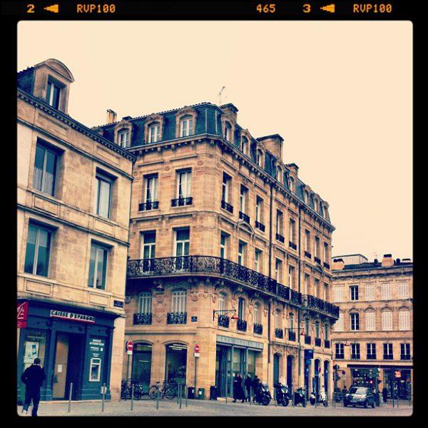 Place Pey Berland, Bordeaux