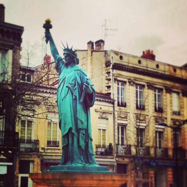 Miss Liberty, Bordeaux