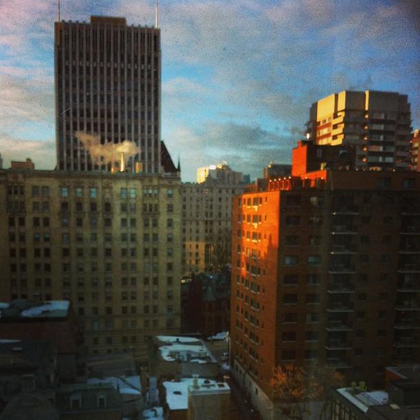 Montréal - Sunrise