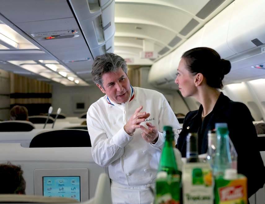 Air France - Michel Roth