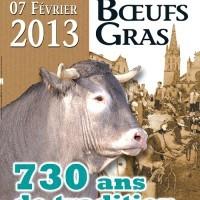 Fête des boeufs gras Bazas - 2013