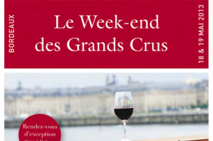 Bordeaux - Le Week-end des grands crus 2013