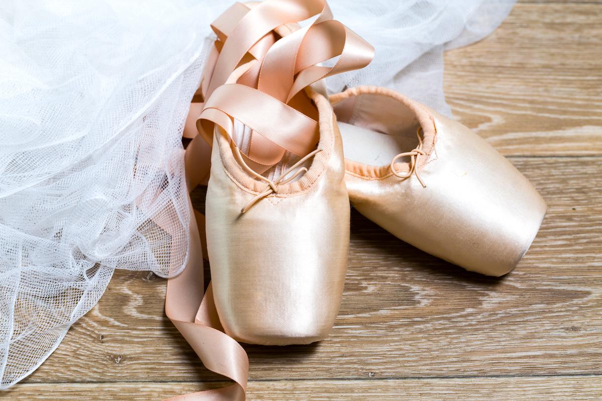 Chaussons de danse ©FabrikaSimf. shutterstock