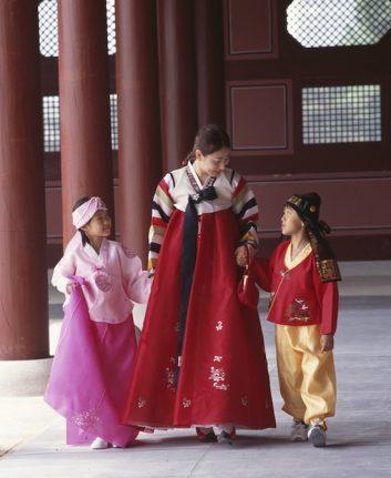 Gyeongbokgung Palace - Corée du Sud