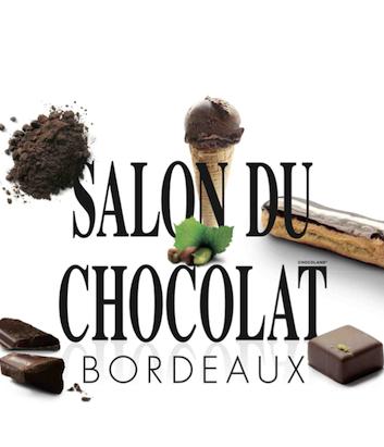 Salon du chocolat de Bordeaux
