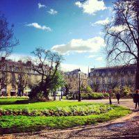 Place Gambetta, Bordeaux