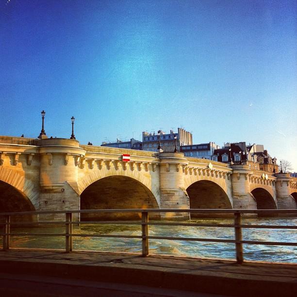 Quai de Seine, Paris