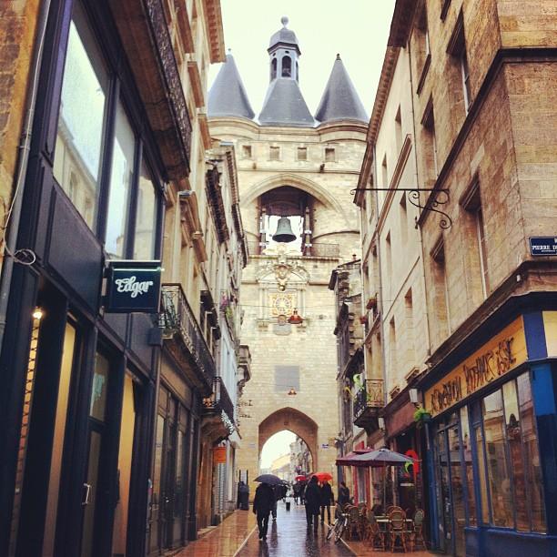 Rue Saint James, Bordeaux