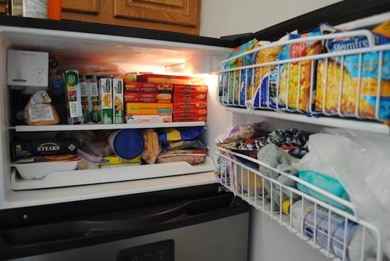 Cha ne du froid et dur e de conservation des aliments au r frig rateur - Conservation aliments cuits hors frigo ...