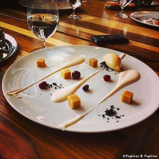 Dessert, Sucres à la crème - Restaurant Toqué, Montréal