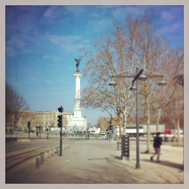 Home sweet home - place des quinconces, Bordeaux