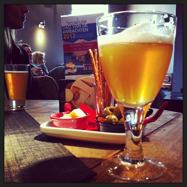 Une petite bière à 10h ? Même pas mal ;)