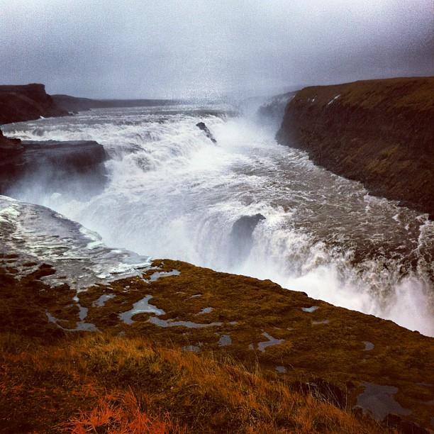Gulfoss - Islande