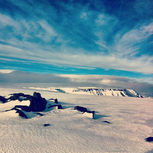 Langjökull - Islande