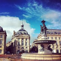 Place de la bourse #bordeaux