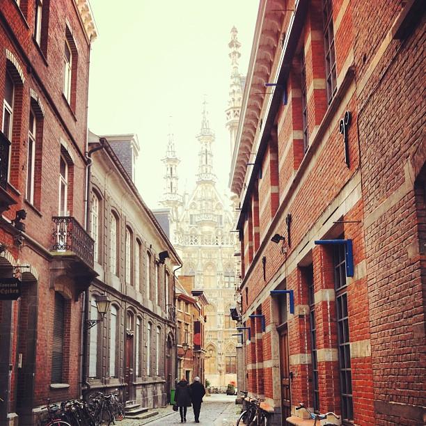 Louvain, Belgique