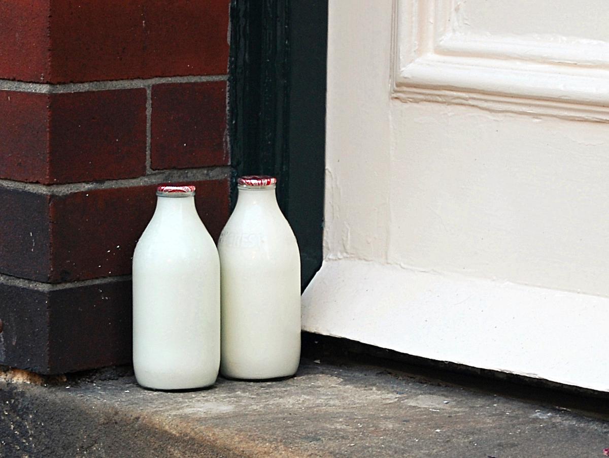 Bouteilles de lait ©Ben (Falcifer) licence CC BY-NC 2.0