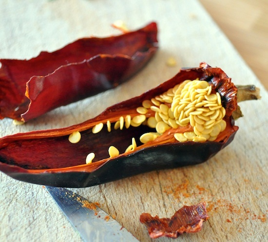 Piment d'Espelette ©fred_v licence CC BY 2.0