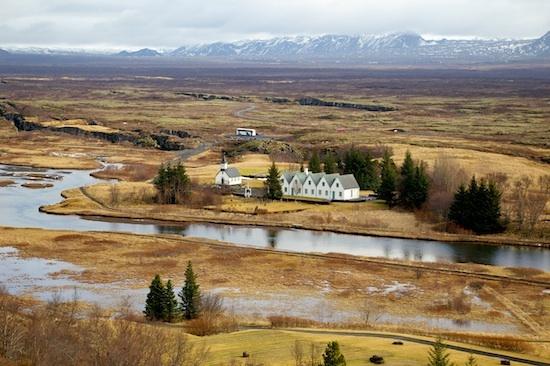Thingvellir, Iceland ©Bryan Pocius licence CC BY 2.0