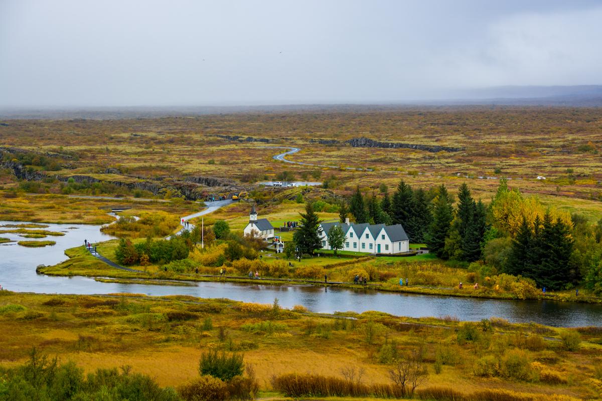 Thingvellir - Islande ©Jaione_Garcia shutterstock