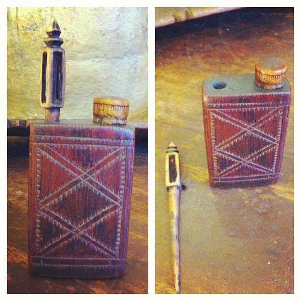 Boîte à khôl, Marrakech