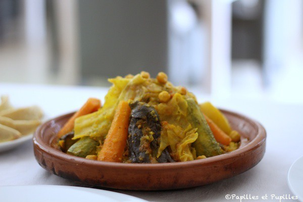 Couscous Aux Legumes