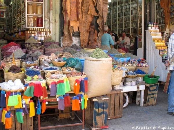 Herboriste, Marrakech
