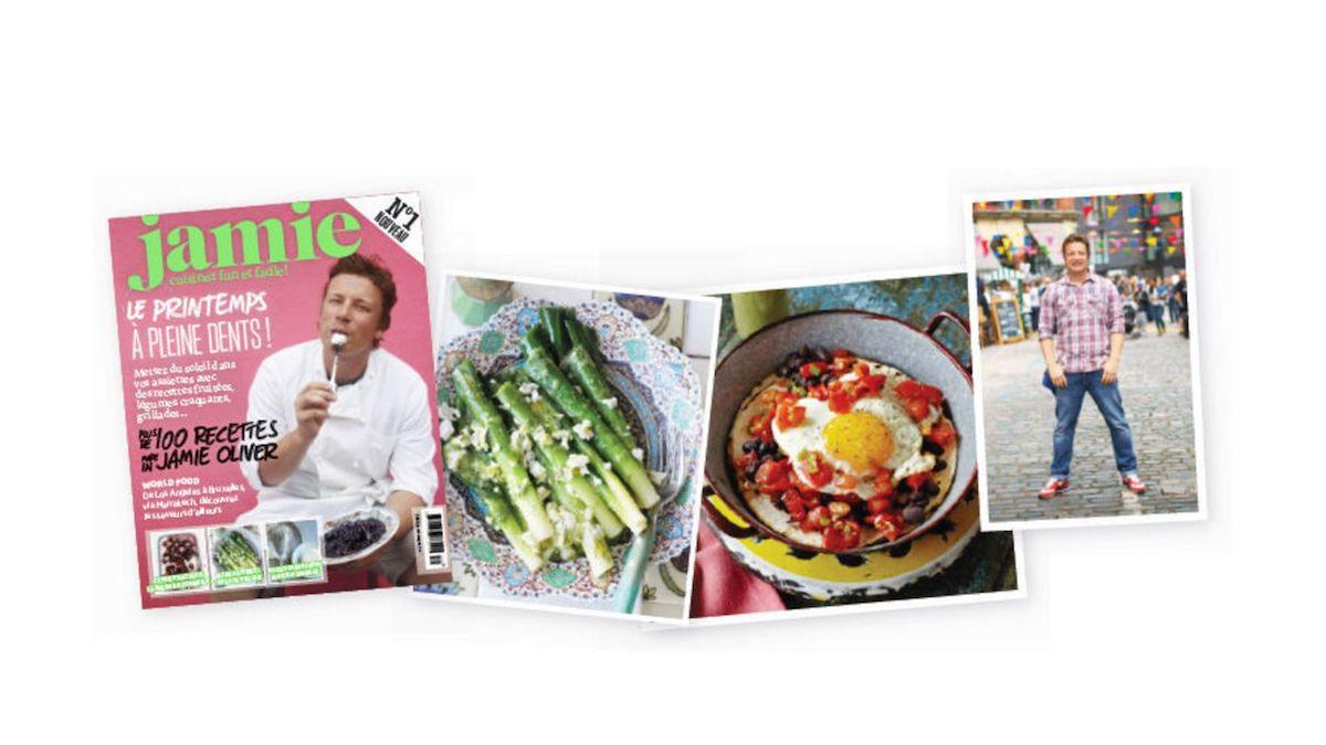 Jamie Oliver Magazine en Français