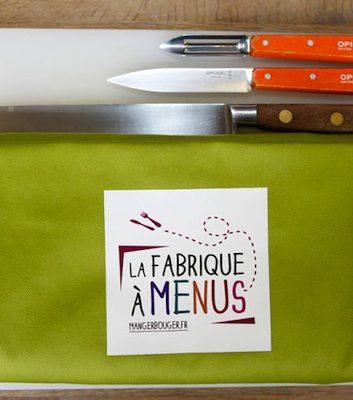 La fabrique à menus
