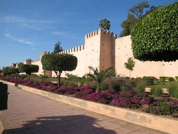 Les remparts de Marrakech ©AnneLataillade 2013